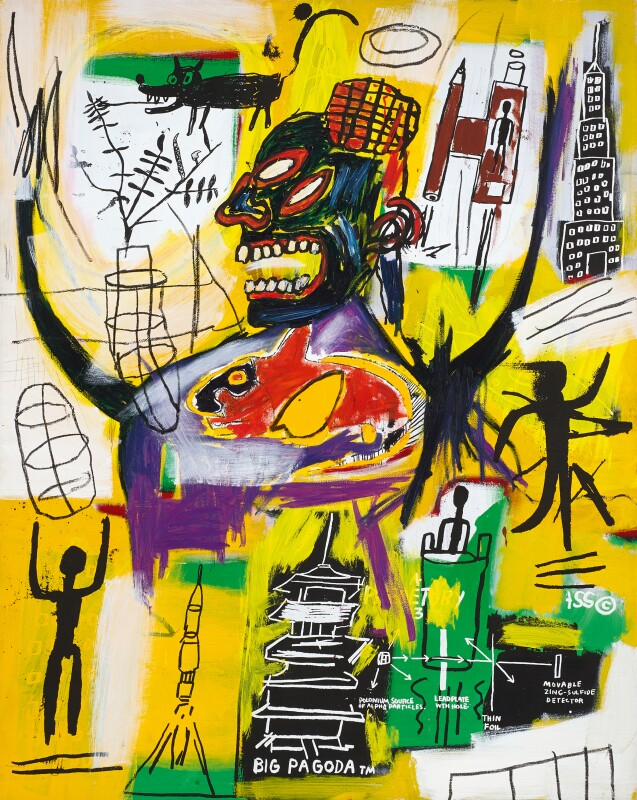 Basquiat, Pyro