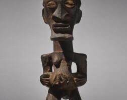 111. songye power figure, democratic republic of the congo