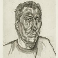 7. Lucian Freud