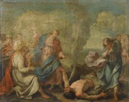 65. ecole française vers 1770