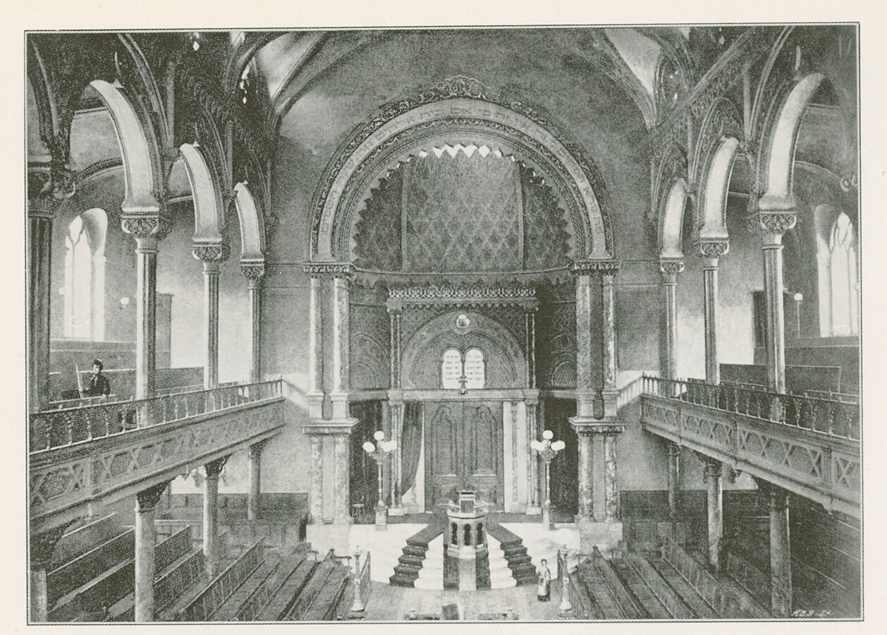 The Central Synagogue Tells the History of Modern Jewish