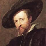 Peter Paul Rubens: Artist Portrait
