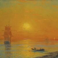 3. ivan konstantinovich aivazovsky