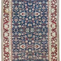 133. an agra carpet, north india
