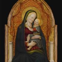 7. 保羅·德·斯特凡諾·巴達洛尼 - 或稱保羅·斯基亞沃 | 《聖母聖嬰登位》