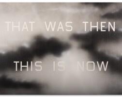 1. 埃德·魯沙 | 《彼時,此時》