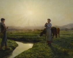 414. Jules Breton