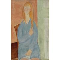 38. Amedeo Modigliani