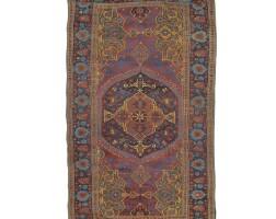 """357. An Oushak """"Medallion"""" carpet"""