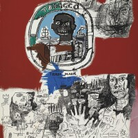 1058. Jean-Michel Basquiat