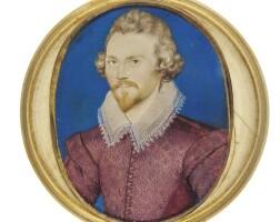1. nicholas hilliard   portrait of a gentleman, circa 1590