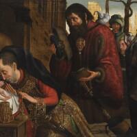 14. follower of hugo van der goes | the adoration of the magi