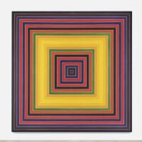 15. Frank Stella