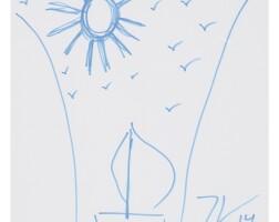 52. Jeff Koons (b. 1955)