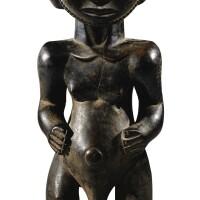 40. hemba figure, democratic republic of the congo  
