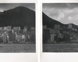 5. 邱良 | 六十年代太平山下香港島,1960年代(雙聯作)