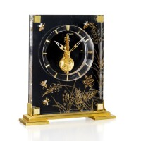 23. le coultre marina desk clock