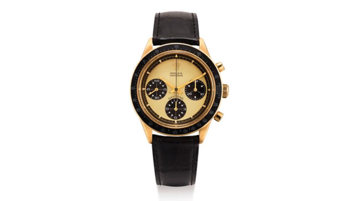 Paul Newman Daytona Vs Daytona Watches Sotheby S