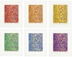 21. Jasper Johns