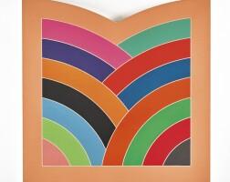 112. Frank Stella