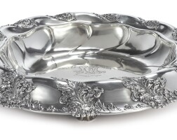 22. an american silver centerpiece, tiffany & co., new york, dated 1911 |