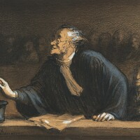 24. Honoré Daumier