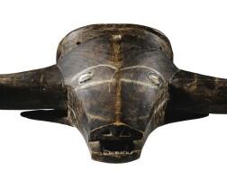 44. masque, tabwa, république du congo |