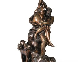 35. french, 19th centurythe rape of proserpina by pluto,  