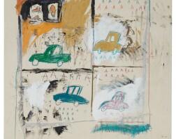 3. Jean-Michel Basquiat