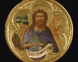 2. 安布羅焦·洛倫采蒂 | 《施洗者聖約翰》