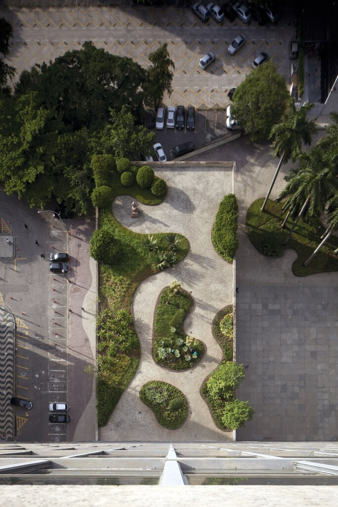 The Living Art Of Roberto Burle Marx At The New York Botanical