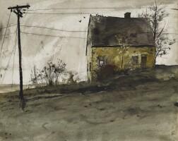 36. andrew wyeth | hans herr house