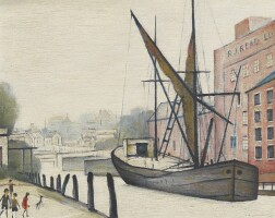 11. Laurence Stephen Lowry, R.A.