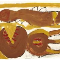 41. roger hilton | untitled