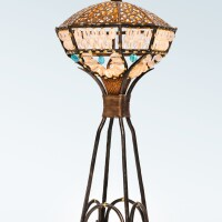 33. andré dubreuil | table lamp