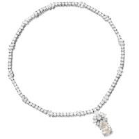 1634. 鑽石項鏈