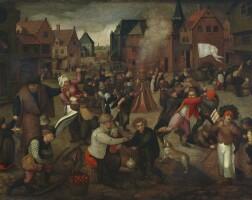 33. Marten van Cleve the Elder
