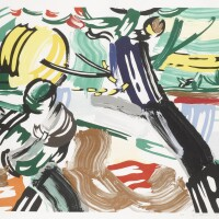 40. Roy Lichtenstein