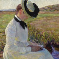 46. Lilla Cabot Perry