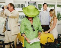 634. martin parr | the kenya derby horse race, 2010