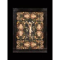 13. panneau en scagliola italie, xviie siècle