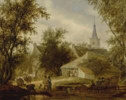 104. Salomon van Ruysdael