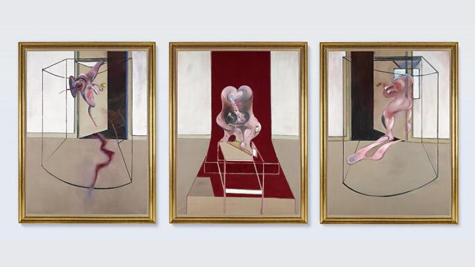 Sotheby's to Offer Francis Bacon's Large-Format TRIPTYCH INSPIRED ...
