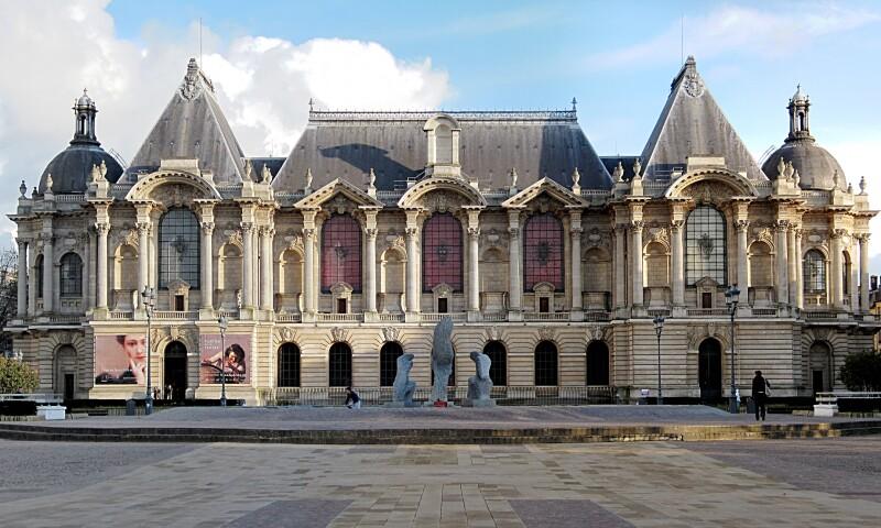 Palais des Beaux Arts, Lille Exterior