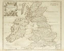 28. camden, britannia: or a chorographical description of great britain and ireland, 1772