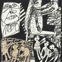 112. Jean Dubuffet