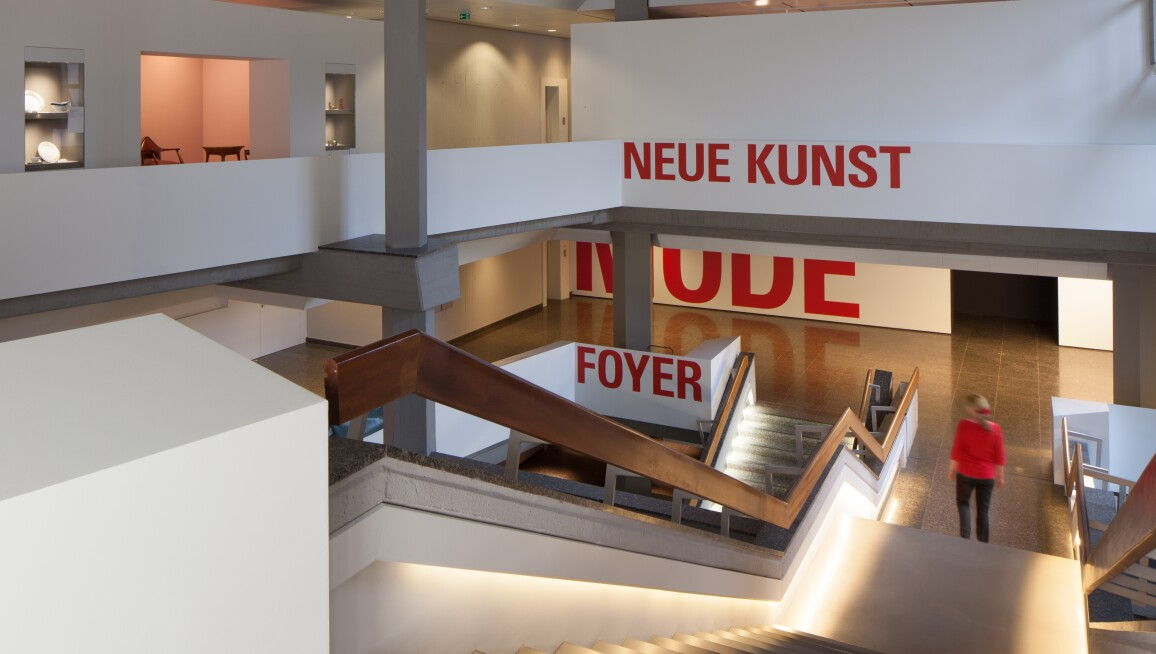 Interior View, Kunstgewerbemuseum