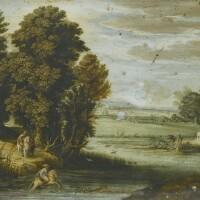 109. Pietro Paolo Bonzi, called Gobbo dei Frutti or Gobbo dei Carracci