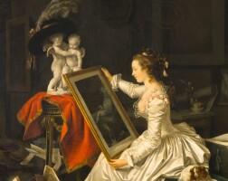 18. marguerite gérard& jean-honoré fragonard1761 - 1837and 1732 - 1806 | the interesting student