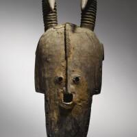 90. proto-bobo mask, burkina faso